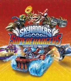 Jaquette de Skylanders SuperChargers Nintendo 3DS