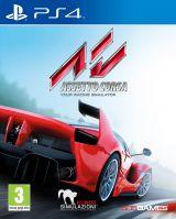 Jaquette de Assetto Corsa PS4