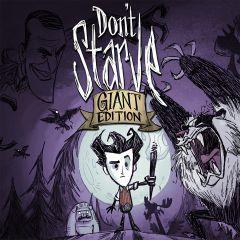 Jaquette de Don't Starve : Giant Edition Wii U