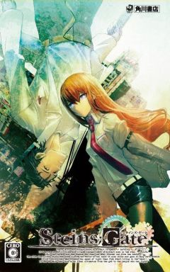 Jaquette de Steins ; Gate PS Vita