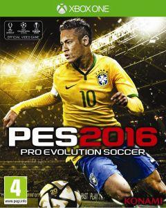 Jaquette de PES 2016 Xbox One