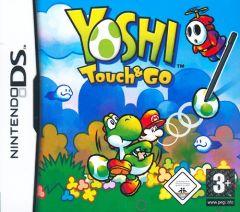 Jaquette de Yoshi Touch & Go DS
