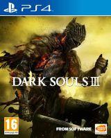 Jaquette de Dark Souls III PS4