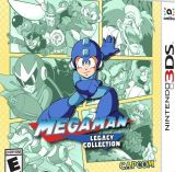 Jaquette de Mega Man Legacy Collection Nintendo 3DS