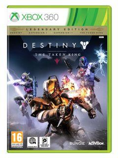 Jaquette de Destiny : Le Roi des Corrompus Xbox 360