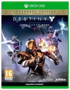 Jaquette de Destiny : Le Roi des Corrompus Xbox One