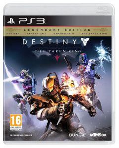 Jaquette de Destiny : Le Roi des Corrompus PlayStation 3