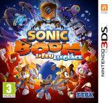 Jaquette de Sonic Boom : Le Feu et la Glace Nintendo 3DS