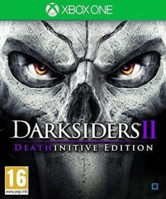 Jaquette de Darksiders II : Deathinitive Edition Xbox One