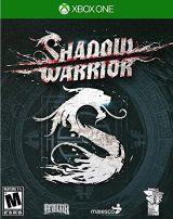 Jaquette de Shadow Warrior 2 Xbox One