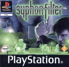 Jaquette de Syphon Filter PlayStation