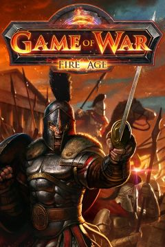 Jaquette de Game of War  : Fire Age iPhone, iPod Touch