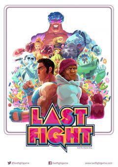 Jaquette de LASTFIGHT PS4