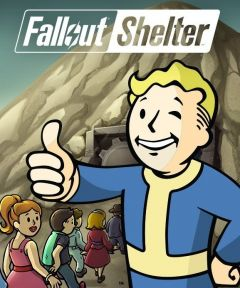 Jaquette de Fallout Shelter iPhone, iPod Touch