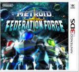 Jaquette de Metroid Prime : Federation Force Nintendo 3DS