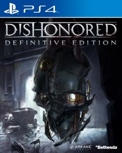 Jaquette de Dishonored : Definitive Edition PS4