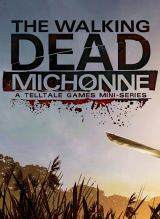Jaquette de The Walking Dead Michonne PS4