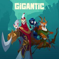 Jaquette de Gigantic Xbox One