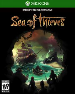 Jaquette de Sea of Thieves Xbox One