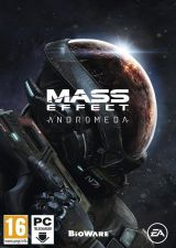 Jaquette de Mass Effect Andromeda PC