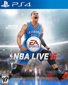 Jaquette de NBA Live 16 PS4