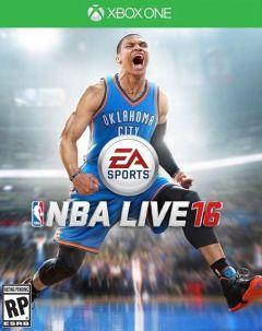 Jaquette de NBA Live 16 Xbox One