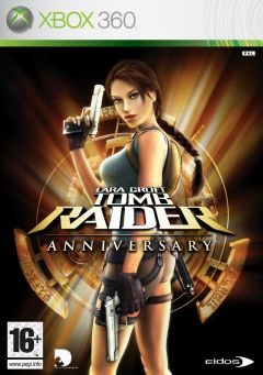 Jaquette de Tomb Raider Anniversary Xbox 360