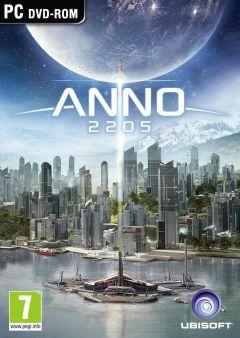 Jaquette de Anno 2205 PC