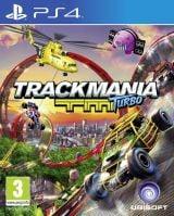 Jaquette de TrackMania Turbo PS4