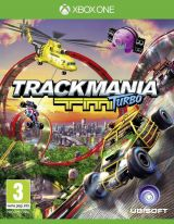 Jaquette de TrackMania Turbo Xbox One
