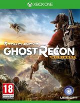 Jaquette de Ghost Recon : Wildlands Xbox One