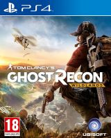 Jaquette de Ghost Recon : Wildlands PS4