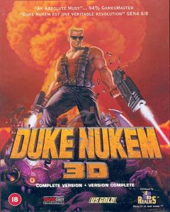Jaquette de Duke Nukem 3D PC
