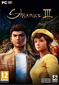 Jaquette de Shenmue III PC