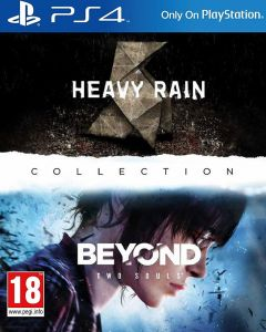 Jaquette de Heavy Rain PS4