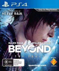 Jaquette de Beyond : Two Souls PS4