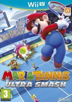 Jaquette de Mario Tennis : Ultra Smash Wii U
