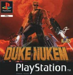 Jaquette de Duke Nukem 3D PlayStation