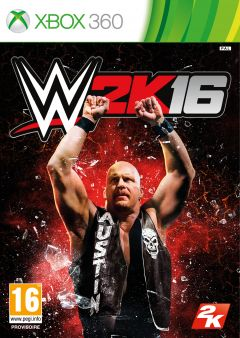 Jaquette de WWE 2K16 Xbox 360