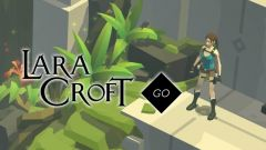 Lara Croft GO (iPad)