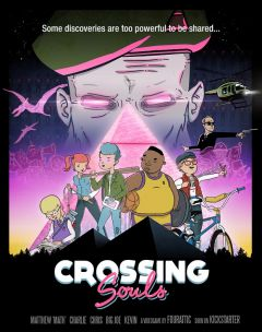 Jaquette de Crossing Souls PS4