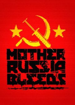 Jaquette de Mother Russia Bleeds PS4