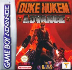 Jaquette de Duke Nukem 3D Game Boy Advance