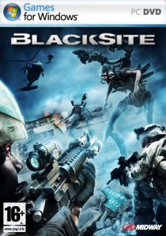 Jaquette de Blacksite : Area 51 PC