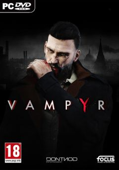 Jaquette de Vampyr PC