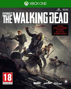 Jaquette de OVERKILL'S The Walking Dead Xbox One