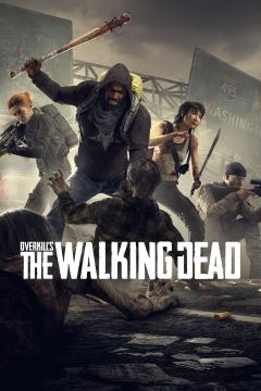 Jaquette de OVERKILL'S The Walking Dead PC