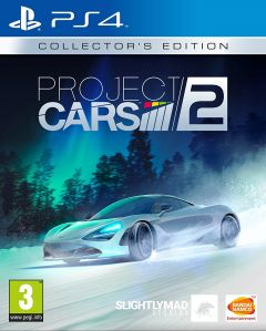 Jaquette de Project CARS 2 PS4