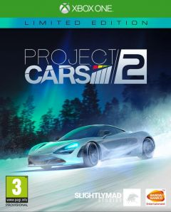 Jaquette de Project CARS 2 Xbox One