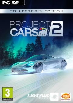 Jaquette de Project CARS 2 PC